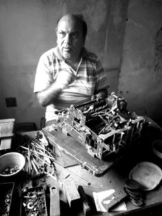 The Lost World of Typewriters by medium.com #Typewriters