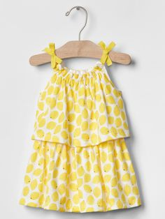 GAP lemon dress