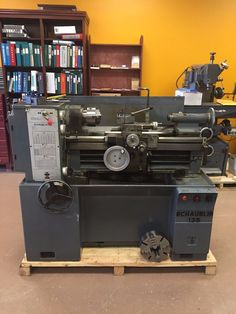 Schaublin 135 Precision Toolroom Lathe ( Swiss Made )