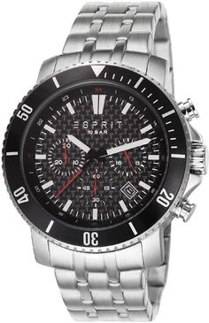 Esprit For Men (Analog, Casual Watch) Casual Watches, Watches For Men, Casio Watch, Chronograph, Latest Fashion, Quartz, Egypt, Stuff To Buy, Shopping