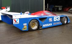 RaceCarAds - Race Cars For Sale » NISSAN GTP ZX-T LOLA T710-3