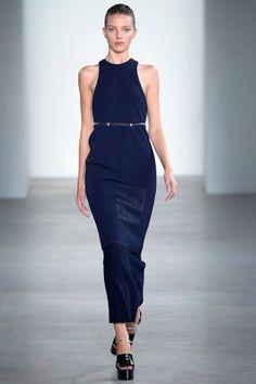 New York Fashion Week Spring 2015 - Best New York 2015 Runway Fashion