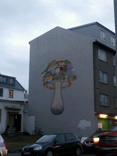 Street art, Iceland
