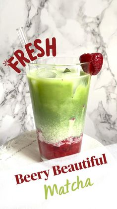 Non Alcoholic Drinks, Cocktail Drinks, Healthy Juices, Healthy Drinks, Matcha, Oreo Cheesecake, Vegan Cake, Iced Tea, Other Recipes