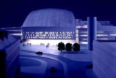 Wales Millennium Centre, Night View