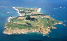 Herm Island, Channel Islands near Guernsey