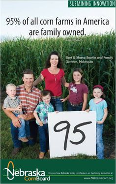 """If a corn farmer has a big combine is she an industrial farmer? If several cousins form a corporation to protect their farm or take advantage of the tax code, are they a factory? What if a farmer uses fertilizer? Or herbicide? Or high-tech seed? What's the line between a """"family"""" and """"factory"""" farm?"""