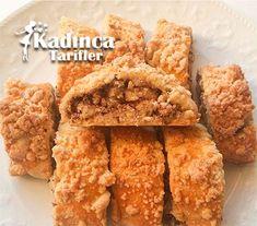 Fındıklı Kırıntı Kurabiye Tarifi Turkish Recipes, Cookie Recipes, Bakery, Food And Drink, Cookies, Meat, Chicken, Desserts, Drinks