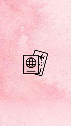 5 Capas para o seu Destaque dos Stories + Como Trocar a Capa Sem Postar a Imagem Instagram Logo, Free Instagram, Instagram Story Ideas, Pink Highlights, Story Highlights, Logo Inspiration, Pink Story, Insta Icon, Travel Icon