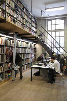 Art Library::Dynamic Order::Sitterwerk.ch