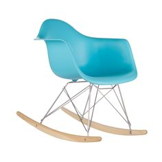 The Iconic Charles E. RAR Rocking Chair has a timeless appeal with the simplicity and functionality of its design structure. Initially created for the 'Low Cost Furniture Design' organised by the New