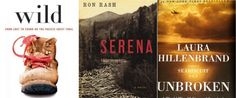 """8 Movies We Can't Wait To See (Because We Loved The Books)  Looking forward to Lauren Hillenbrand's """"Unbroken"""" and Bill Bryson's """"A Walk in the Woods..."""""""