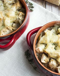Skinny version of French Onion soup