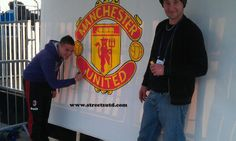 Graffiti Mural for football events www.streets-united.com