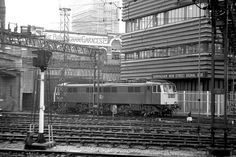 Birmingham New Street station 10th March 1975 by loose_grip_99, via Flickr