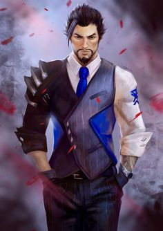 I'm so behind on everything overwatch but I've heard this is now a skin. I could be wrong so don't hate me if I am