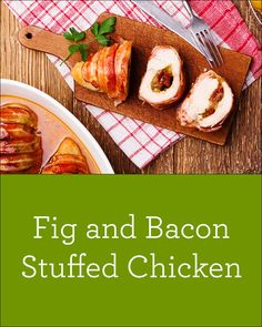 You don't have to miss out on yummy, festive meals this holiday season just because you're following The Myers Way® protocol! This AIP & Paleo Fig and Bacon Stuffed Chicken is a protein-packed option that your family will love, and won't derail your dietary protocol. Find this, and over 40 other The Myers Way®- friendly recipes for the holidays in The Myers Way® Holiday Recipe eBook! http://store.amymyersmd.com/shop/holiday-recipe-ebook/