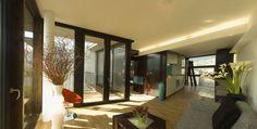 Wohnbereich #architecture #interior Architekt: ludin*plank*penz, Foto: Gerda Eichholzer
