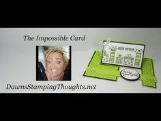 Hi Stampers, Today we will be making the Impossible card . This unique fun fold card is actually inspired from a magic card trick called The Hyper Card trick which is an optical illusion . With just a slight twist this card turns into one your friends and family will all be wondering how did …