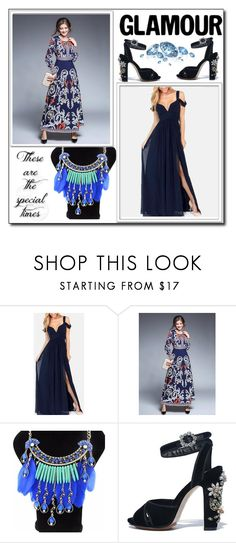 """""""OSHOPLIVE 24 / 50"""" by selmamehic ❤ liked on Polyvore featuring vintage"""