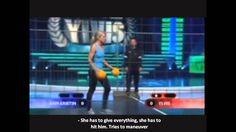 Dodgeball (Eng. subtitles) - Hvem kan slå Ylvis Ylvis ~ Brothers Bård and Vegard Ylvisåker ♥