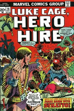 Hero for Hire # 16 by Billy Graham