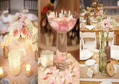 Increibles Ideas Fabulosas De Centros De Mesa Para Casamientos