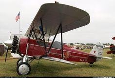 Stearman C3-B aircraft picture