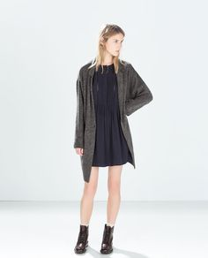 Image 1 of PLEATED DRESS from Zara