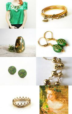 Beautiful Erin  by Kirsty Brown on Etsy--Pinned with TreasuryPin.com