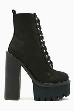 Jeffrey Campbell Syndicate Platform Boot