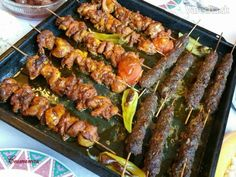Şiş kebab /Šiš kebab (fotorecept) - Recept