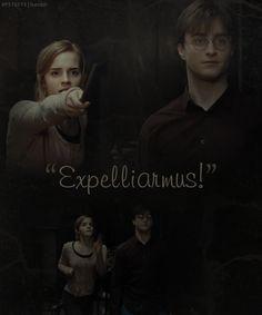 """Expelliarmus"" ( Gif )"