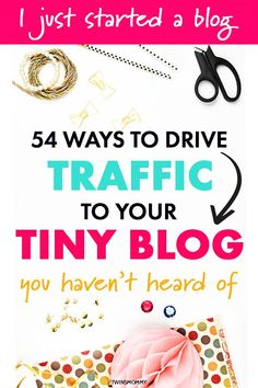 54 Simple Ways to Increase Website Traffic in 2020 - Twins Mommy