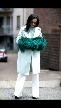 Street style // Milan fashion week