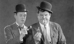 Станлио и Олио - слика из прошлости