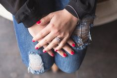 engagement ring Photo By One Crazy Love