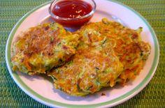 Veggie Pancakes — Punchfork