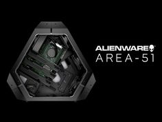 Alienware - The Area-51 Desktop (2014).   Alienware Area-51 Dell's new flagship Desktop gaming system, the Alienware Area-51 is made for state of the art performance; namely 4K gaming visuals. Built around Intel's latest Extreme Edition Core i7 processor it offers an upgrade-ready design with capacity for up to 3 Nvidia or AMD graphic cards & loads of storage support.