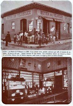Botica de VELAZQUEZ, la farmacia más antigua de Caracas