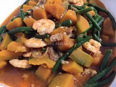 Try this tasty simple dish using simple ingredients        Ingredients: 2 lbs squash, peeled and cut into bite size   1/2 lb long beans, cu...