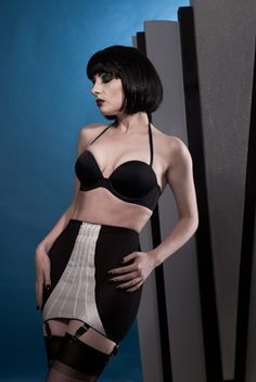 Selene Girdle by Fairy Goth Mother (£45) - oh, how art deco!
