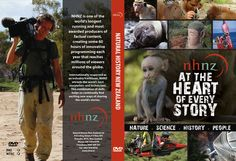 Natural History New Zealand is a New Zealand-based factual television production house creating original content for global broadcasters. NHNZ wanted a generic DVD slick they could use when sending. Natural History, Storytelling, Web Design, Nature, Naturaleza, Nature Study, Website Designs, Natural, Scenery