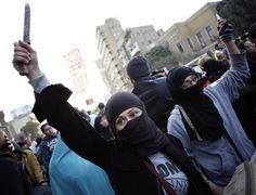 Des centaines d'Égyptiens ont manifesté au Caire contre les violences sexuelles