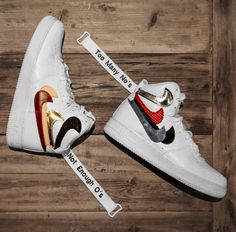 "John Geiger x The Shoe Surgeon ""Misplaced Checks"" Release Date 