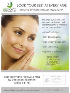 Renovo Medi Spa Medical Spa, Spa Services, Skin Tightening, Laser Hair Removal, Acne Treatment, Appointments, Body Care, Clinic, How To Remove