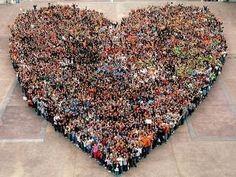 Lad hjertets mangfoldighed lede verden.