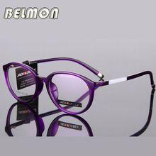Óculos de Armação Mulheres Computador Vidros Ópticos Armação de óculos Vintage Para Armacao oculos de RS285 Transparente das Mulheres do Sexo Feminino(China (Mainland))