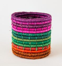 Rope Basket, Basket Weaving, Diy And Crafts, Arts And Crafts, Fun Crafts, Sisal, Yarn Projects, Sewing Projects, Braids With Weave