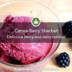 Canna-Berry Sherbet from the The Stoner's Cookbook (http://www.thestonerscookbook.com/recipe/canna-berry-sherbet)